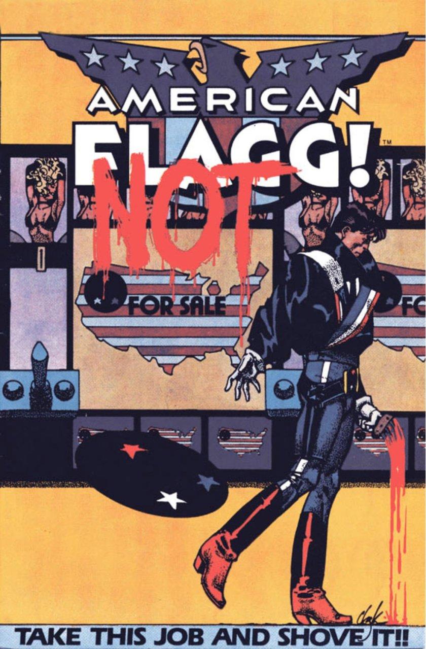 American Flagg