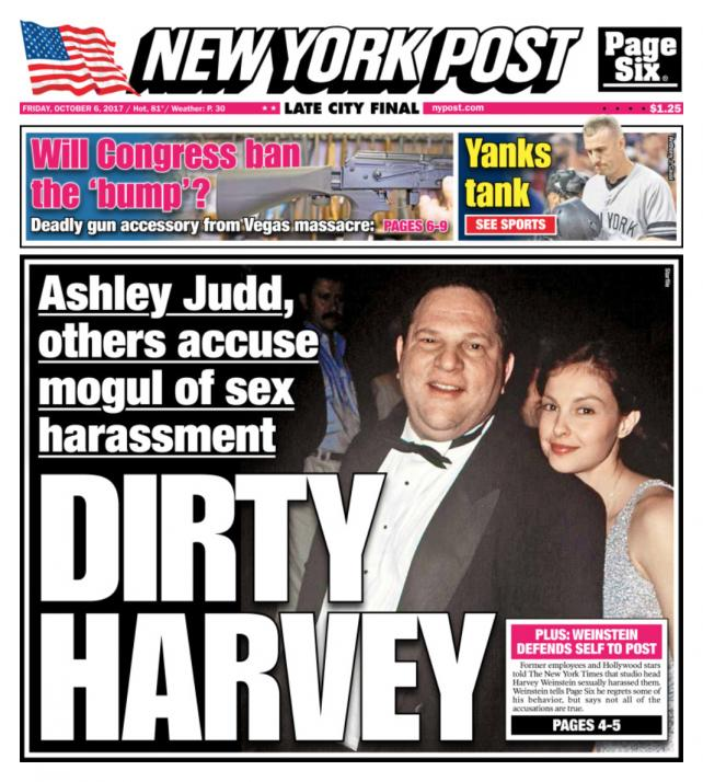 dirty harvey